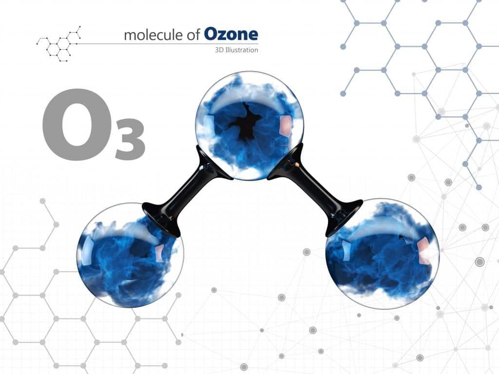 Ozono-Terapia molecole di ozono