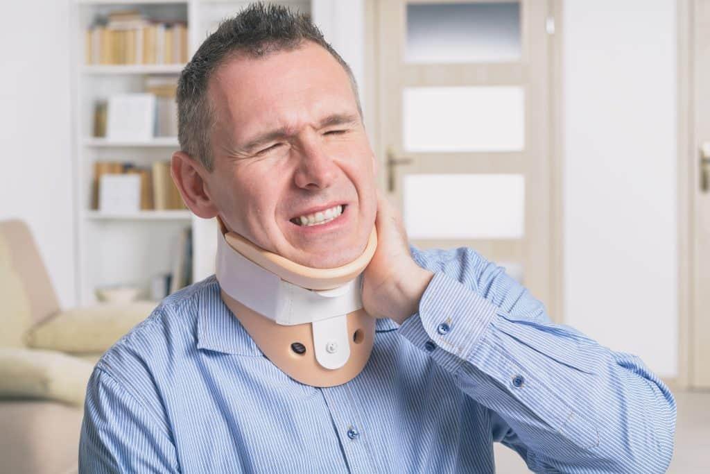 ernia al disco del collo